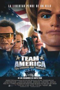 Отряд «Америка»: Всемирная полиция / Team America: World Police (2004)