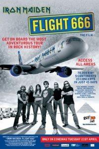 Iron Maiden – рейс 666 / Iron Maiden: Flight 666 (2009)