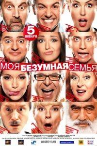 Cмотреть Моя безумная семья (2011) онлайн на Хдрезка качестве 720p