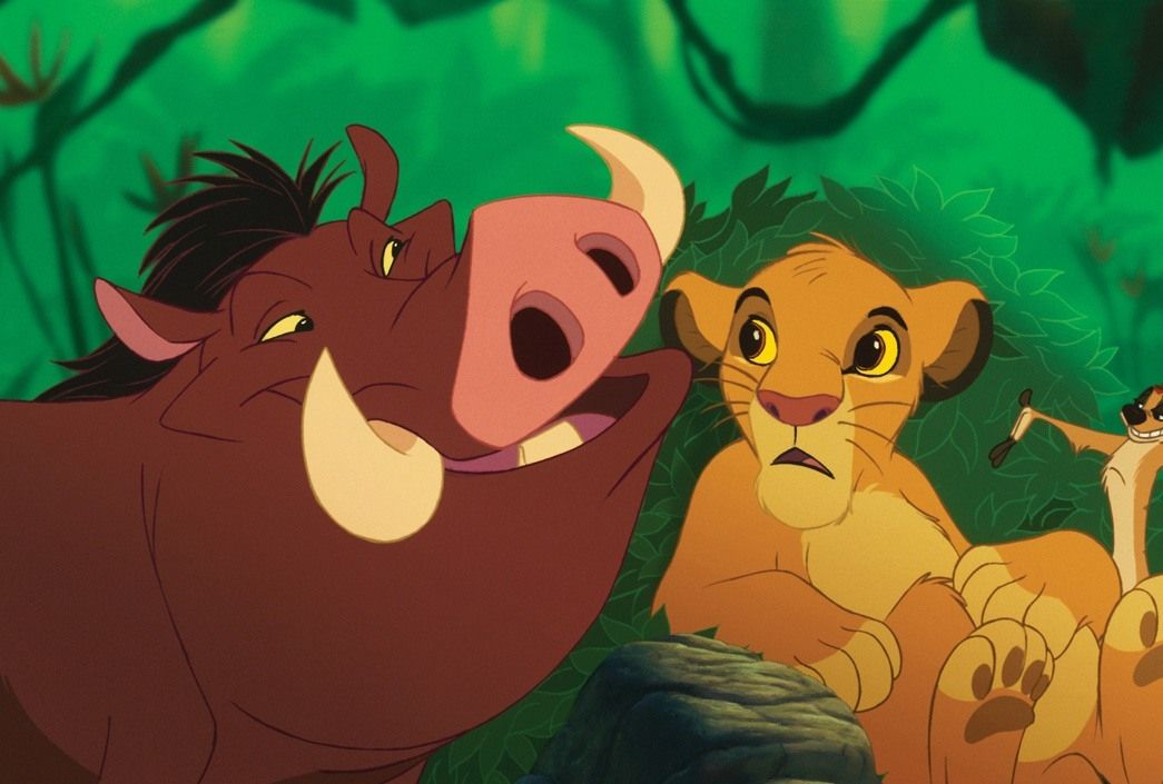 Watch The Lion King II: Simba's Pride Online Free 1998