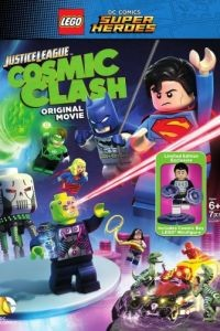 LEGO Супергерои DC: Лига Справедливости – Космическая битва / Lego DC Comics Super Heroes: Justice League - Cosmic Clash (2016)