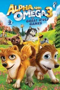 Альфа и Омега 3: Большие Волчьи Игры / Alpha and Omega 3: The Great Wolf Games (2014)