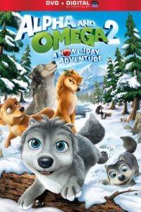 Альфа и Омега: Приключения праздничного воя / Alpha and Omega 2: A Howl-iday Adventure (2013)