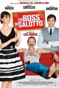 Босс в гостиной / Un boss in salotto (2013)