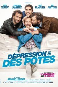 Депрессия и друзья / Dpression et des potes (2012)