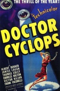 Доктор Циклопус / Dr. Cyclops (1940)