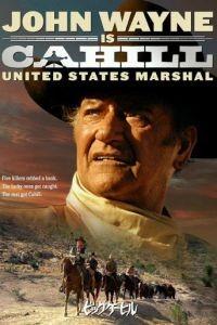 Жестяная звезда / Cahill U.S. Marshal (1973)