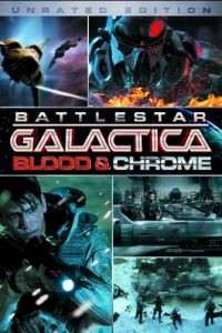 Звездный Крейсер Галактика: Кровь и Хром / Battlestar Galactica: Blood & Chrome (2012)
