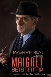 Мегрэ расставляет сети / Maigret Sets a Trap (2016)