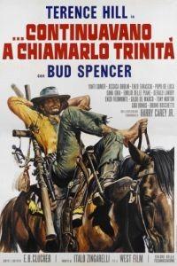 Меня все еще зовут Троица / ...continuavano a chiamarlo Trinit (1971)