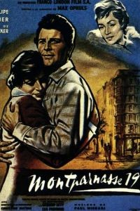 Монпарнас-19 / Les amants de Montparnasse (1958)