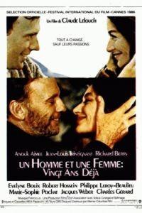Мужчина и женщина 20 лет спустя / Un homme et une femme, 20 ans dj (1986)