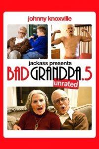 Несносная бабуля / Bad Grandpa .5 (2014)
