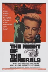 Ночь генералов / The Night of the Generals (1966)