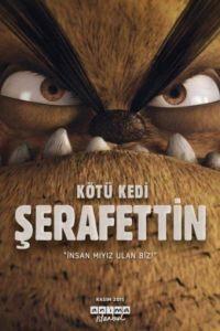 Плохой кот Шерафеттин / Kt Kedi Serafettin (2016)