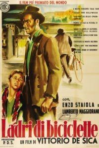Похитители велосипедов / Ladri di biciclette (1948)