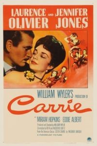 Сестра Кэрри / Carrie (1952)
