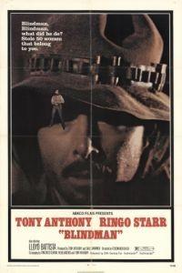 Слепой / Blindman (1971)
