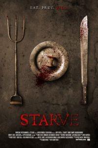 Смертельный голод / Starve (2014)