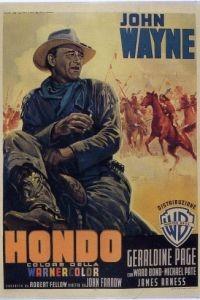 Хондо / Hondo (1953)