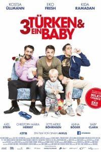 3 турка и 1 младенец / 3 T?rken & ein Baby (2015)