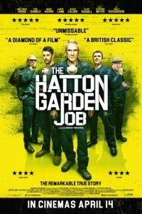 Ограбление в Хаттон Гарден / The Hatton Garden Job (2017)