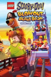 Лего Скуби-ду: Улетный пляж / Lego Scooby-Doo! Blowout Beach Bash (2017)