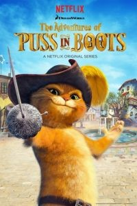 Приключения Кота в сапогах 2015