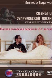 Cмотреть Сцены из супружеской жизни / Scener ur ett ktenskap (1973) онлайн на Хдрезка качестве 720p