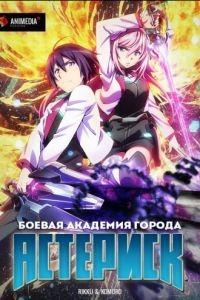 Боевая академия города Астериск 1 сезон 24 серия