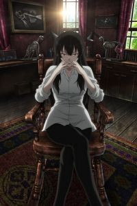 Труп, зарытый под ногами Сакурако / Труп под ногами Сакурако 1 сезон 12 серия