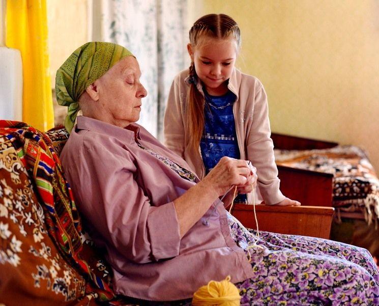 Дед и медсестра онлайн