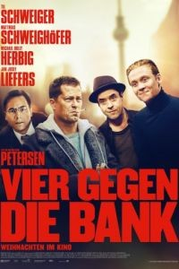 Четверо против банка / Vier gegen die Bank (2016)