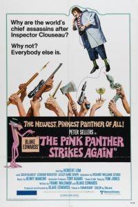 Розовая пантера наносит ответный удар / The Pink Panther Strikes Again (1976)