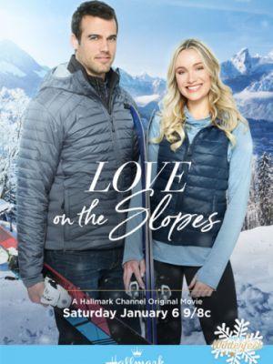Любовь на склоне горы / Love on the Slopes (2018)