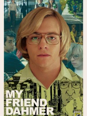 Мой друг Дамер / My Friend Dahmer (2017)