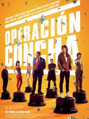Операция «Золотая ракушка» / Operaci?n Concha (2017)