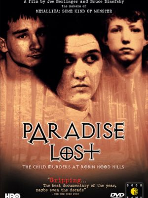 Потерянный рай / Paradise Lost: The Child Murders at Robin Hood Hills (1996)