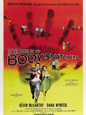 Вторжение похитителей тел / Invasion of the Body Snatchers (1955)