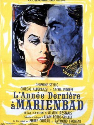 В прошлом году в Мариенбаде / L'ann?e derni?re ? Marienbad (1961)