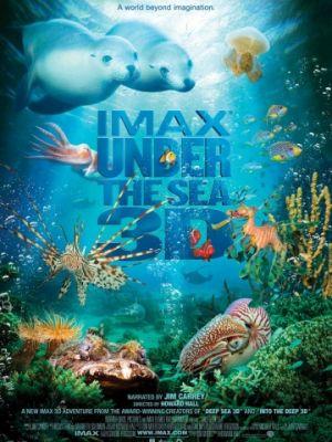 На глубине морской 3D / Under the Sea 3D (2009)