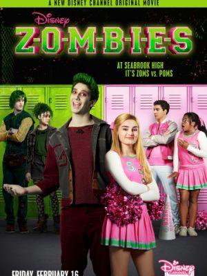 Зомби / Zombies (2018)