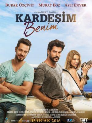 Мой брат / Kardesim Benim (2016)