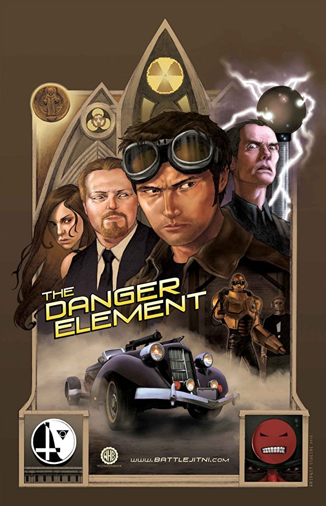 Опасный элемент / The Danger Element (2017)