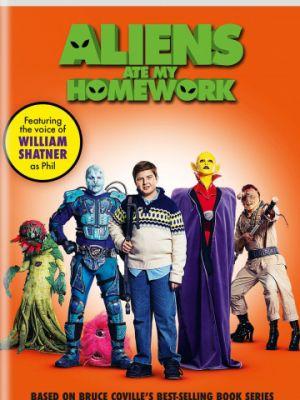Инопланетяне съели мою домашнюю работу / Aliens Ate My Homework (2018)