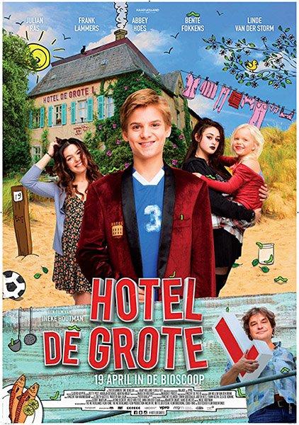 Фантастический семейный отель / Hotel de grote L (2017)