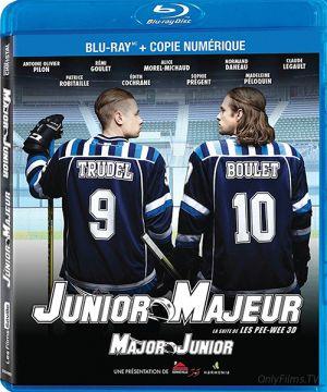Взрослый юниор / Junior Majeur (2017)