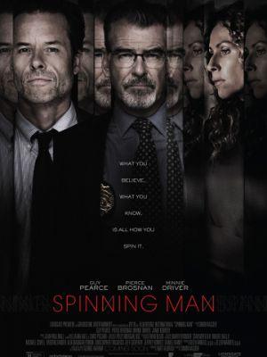 На грани безумия / Spinning Man (2018)