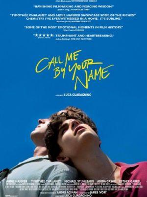 Зови меня своим именем / Call Me by Your Name (2017)