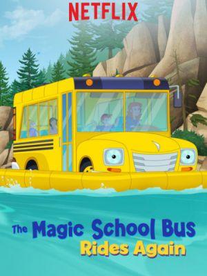 Волшебный школьный автобус снова возвращается 2 сезон 13 серия